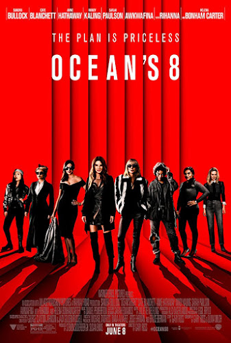 Ocean's Eight (BRRip 1080p Dual Latino / Ingles) (2018)
