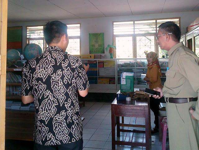 Peranan Perpustakaan Sekolah Dalam Menunjang Proses Belajar Mengajar di SD Negeri 28 Unggulan Parepare