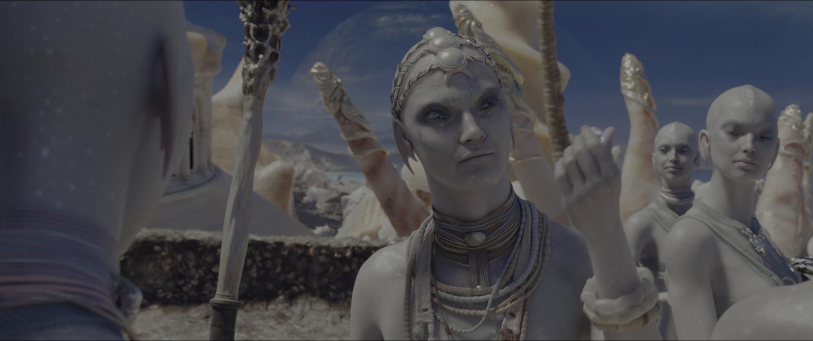 Valerian y La Ciudad De Los Mil Planetas (2017) 4K UHD [HDR] Latino - Castellano - Ingles captura 1