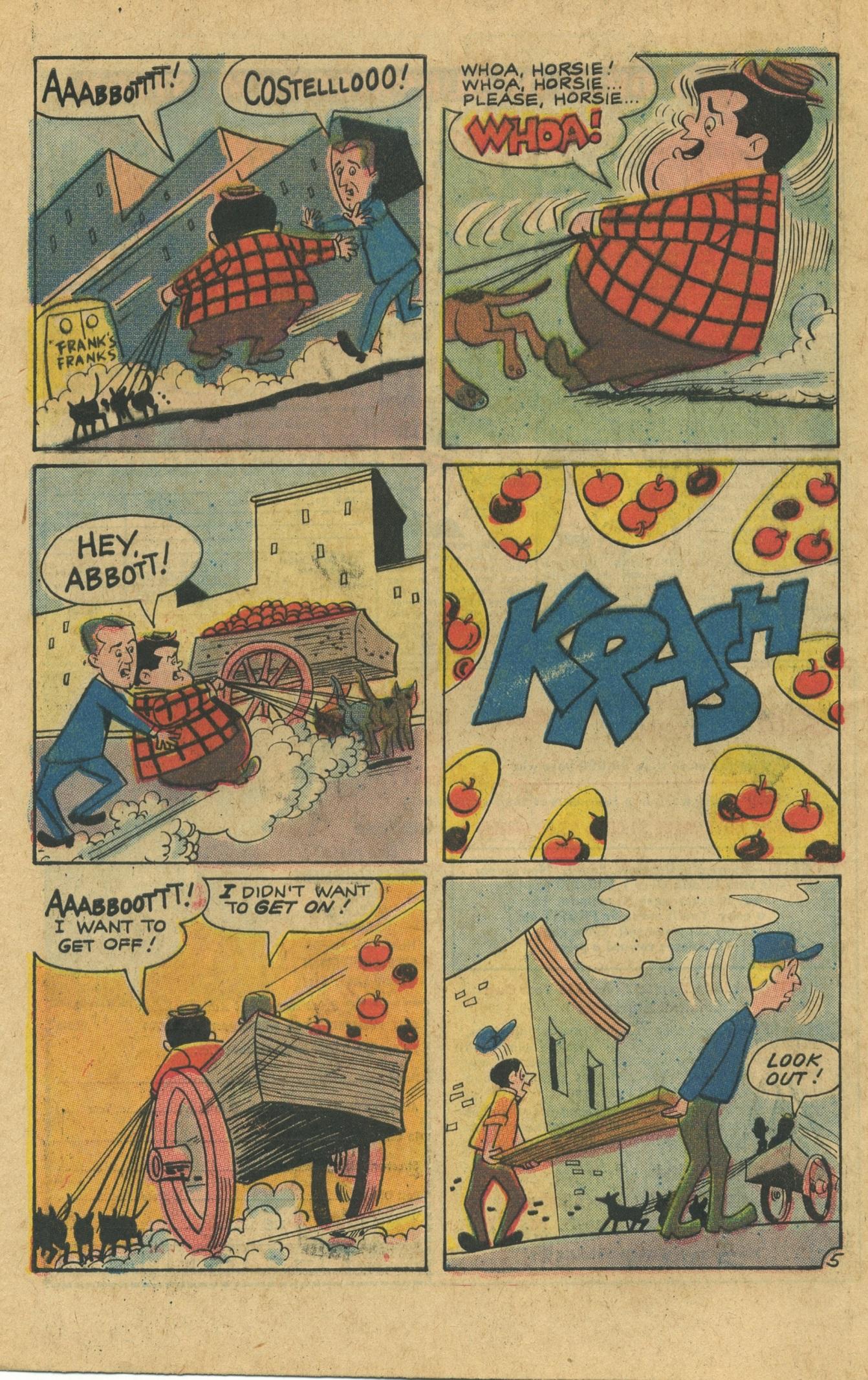 Abbott & Costello issue 13 - Page 8