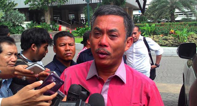 Ketua DPRD DKI; Harusnya Parkir Di Pasar Tradisional Dikelola Secara Mandiri Oleh PD Pasar Jaya.