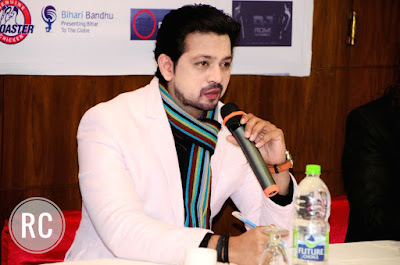 Sunit Raychand Model and Actor