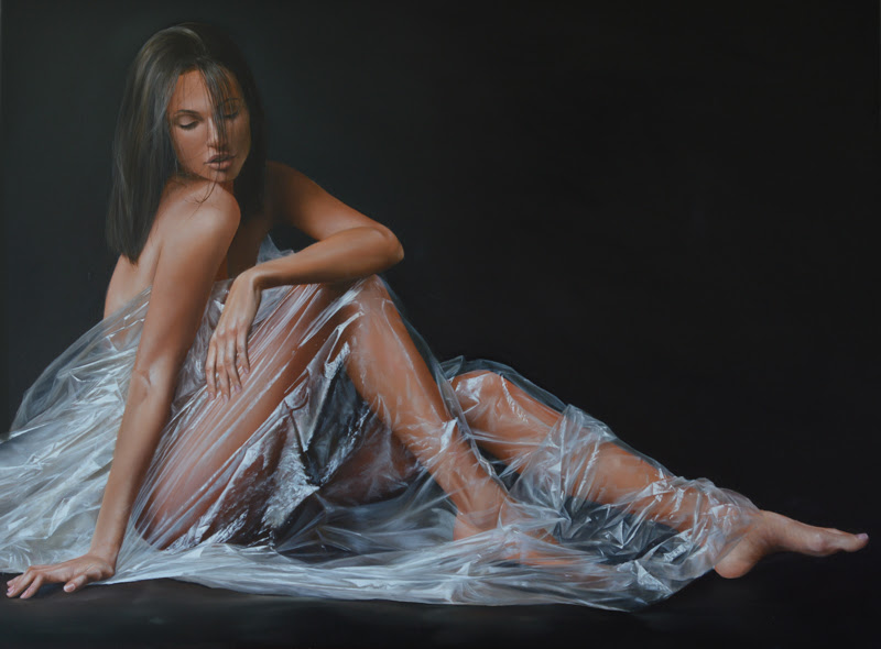 Hyperrealistic Paintings by Sergey Piskunov from Ukraine.