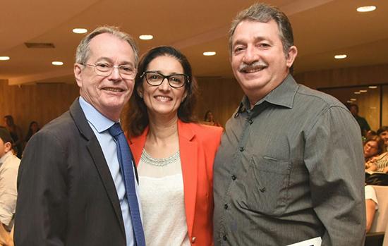 Levi Pontes, Isalena Aguiar e Magno Bacelar, alvo de inquérito do MPMA.