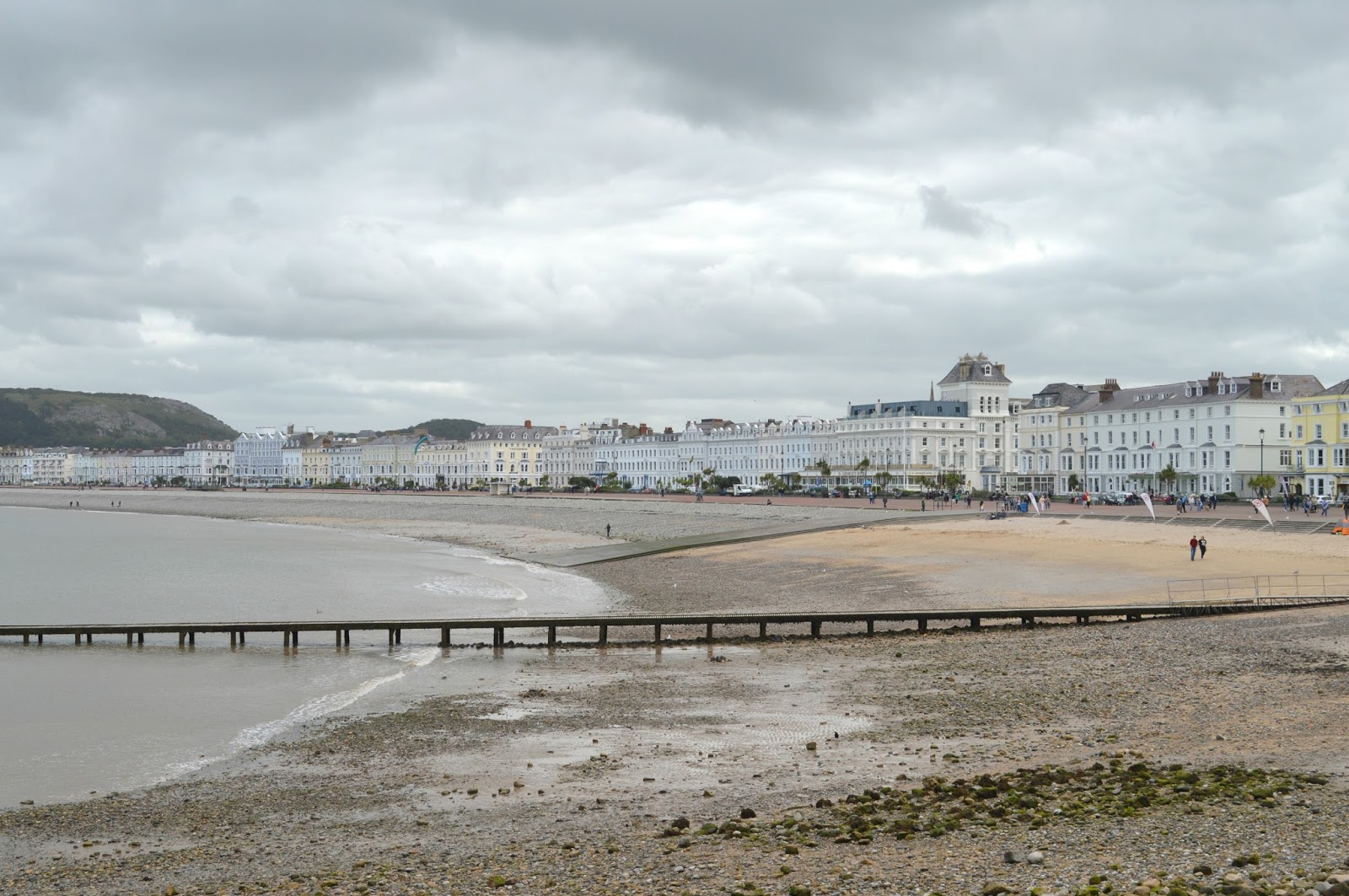 Anglesey and North Wales Staycation - Llandudno