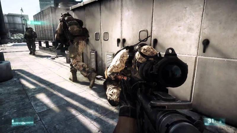 Battlefield 3 Game ScreenShots1