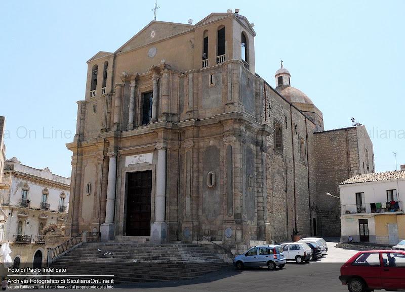 Il Santuario del Santissimo Crocifisso di Siculiana