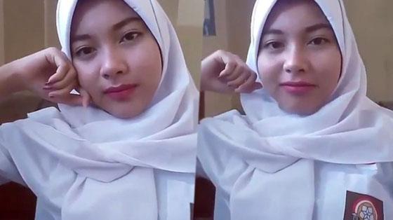 Curhatan Cewek Cantik SMA di Youtube Bikin Miris Karena Dandanannya
