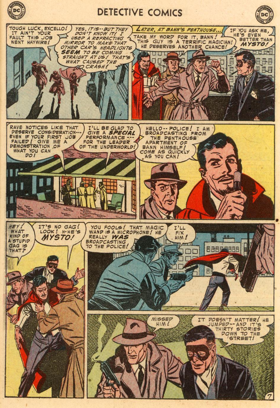 Read online Detective Comics (1937) comic -  Issue #207 - 34