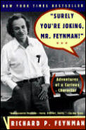 men's book club group discussion review of Surely You're Joking Mr. Feynman!