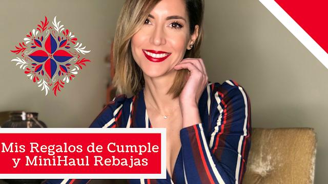 Fitness And Chicness-Mis Regalos de Cumpleaños y Mini Haul Rebajas-1