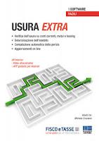 Usura Extra. Software