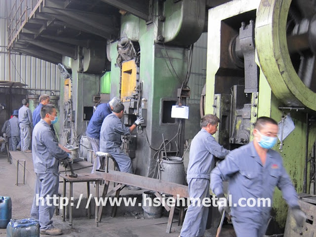 Forging-part-hot-forging-Taiwan-China