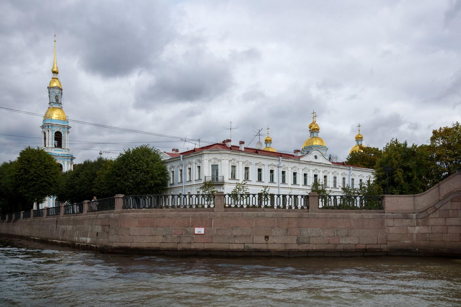 Николо-Богоявленский морской собор. фото