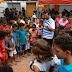 1º Natal Solidário da RR Presentes e Acessórios, em Mairi-BA