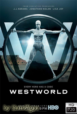 Westworld Temporada 1 [720p] [Latino-Ingles] [MEGA]