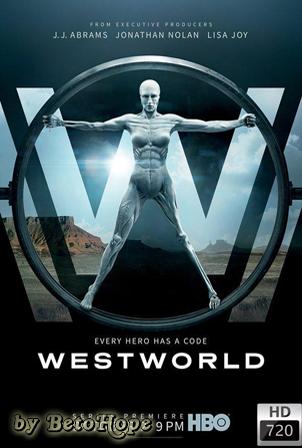 Westworld Temporada 1 720p Latino