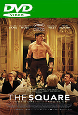The Square (2017) DVDRip Español Castellano AC3 5.1
