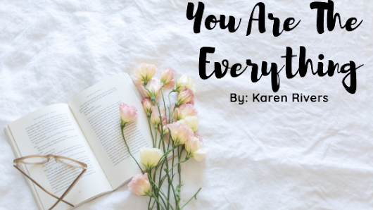 You Are The Everything by Karen Rivers (Blog Tour + Giveaway)