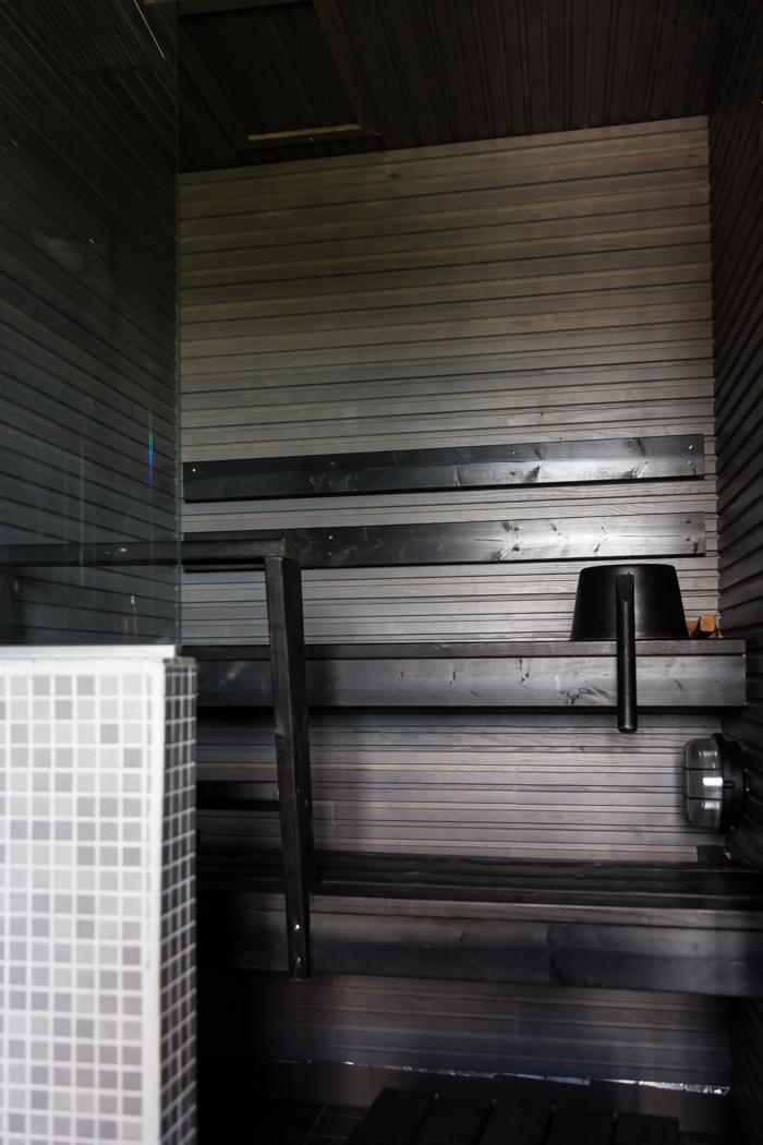 hotelli ravintola Alma Tornihuone sauna