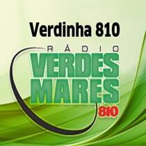 Ouvir agora Rádio Verdes Mares - 810 AM - Fortaleza / CE