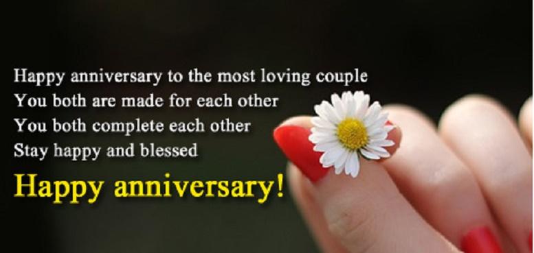 170+ Wedding Anniversary Greetings - Happy Wedding ...
