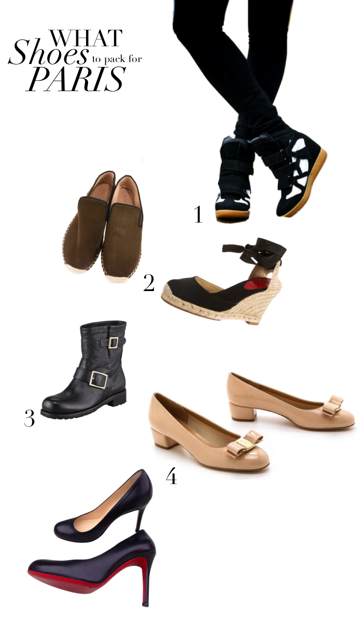 Zero-waste minimalist shoe guide Paris France