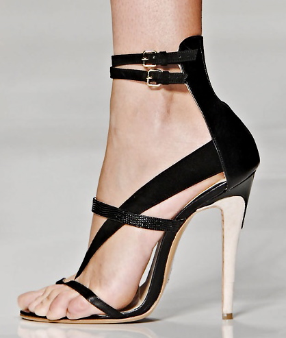 Ladies Ankle Strap Block Heel Shoes Site Marksandspencer Com