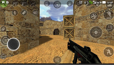 download Game Counter Strike Apk+Data android