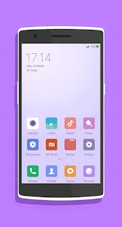 Custom Rom Miui 8 for Advan S5M