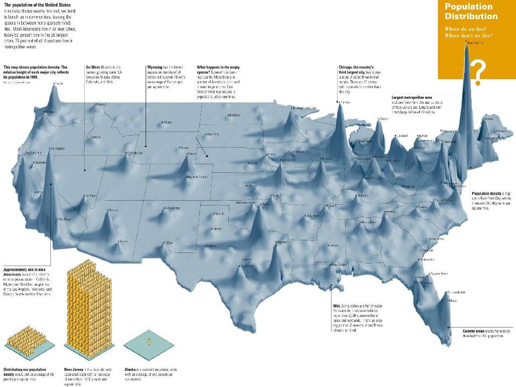 map of population density united states