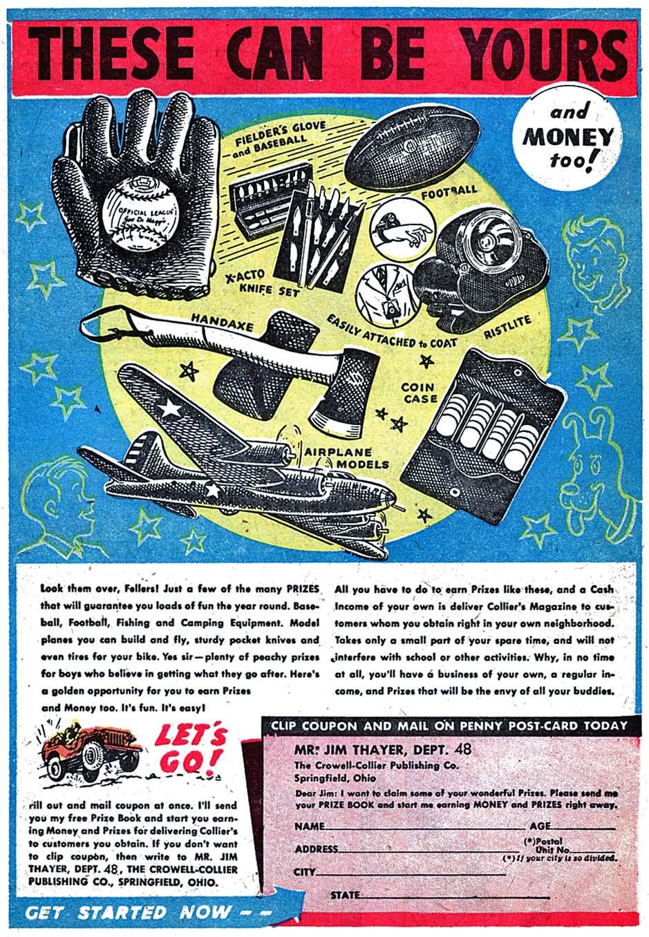 Read online All-American Comics (1939) comic -  Issue #62 - 41