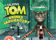 Talking Tom Drinks Laboratory
