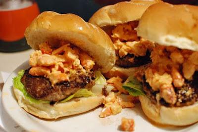 http://www.thefoodinmybeard.com/recipe/surf-and-turf-burger/