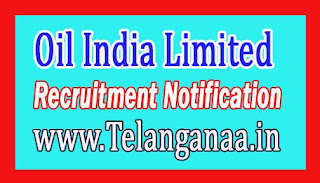 Oil India Limited Recruitment Notification 2017