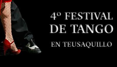 4to FESTIVAL DE TANGO EN TEUSAQUILLO