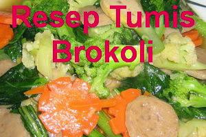 Resep Tumis Brokoli Wortel dan Bakso Sapi