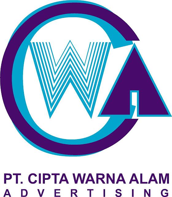 Logo CWA-Signage | Jasa Advertising Kota Tangerang Selatan