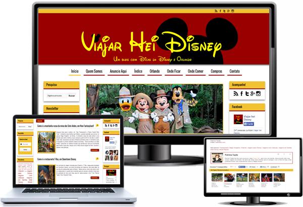 Blog Viajar Hei Disney