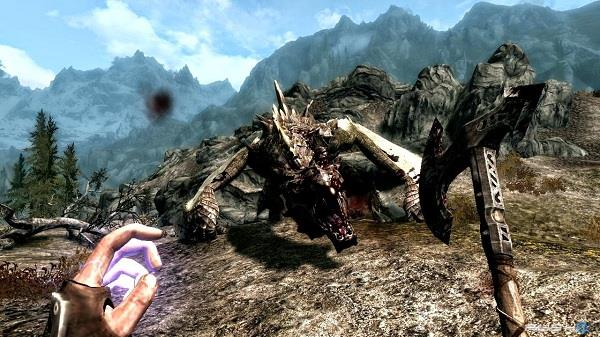 Elder Scrolls V Skyrim Free Download For PC