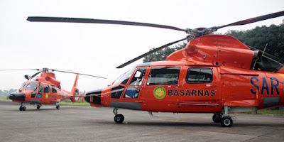 20 Petugas Dibawakan Alat Pemotong Besi Evakuasi Korban Heli Basarnas