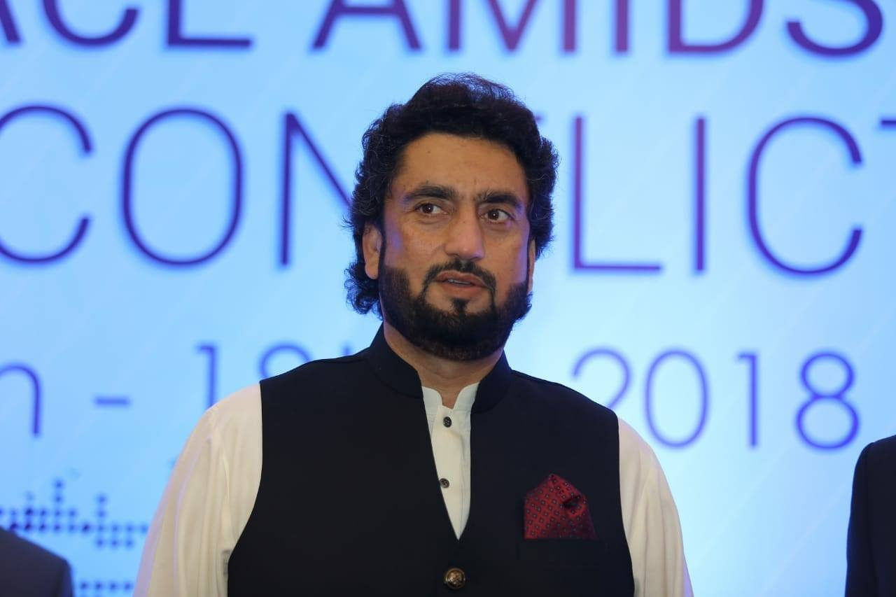 Govt Retrieved 33,000 Kanals Of Encroached Land : Minister Of State For Interior Shehryar Khan Afridi