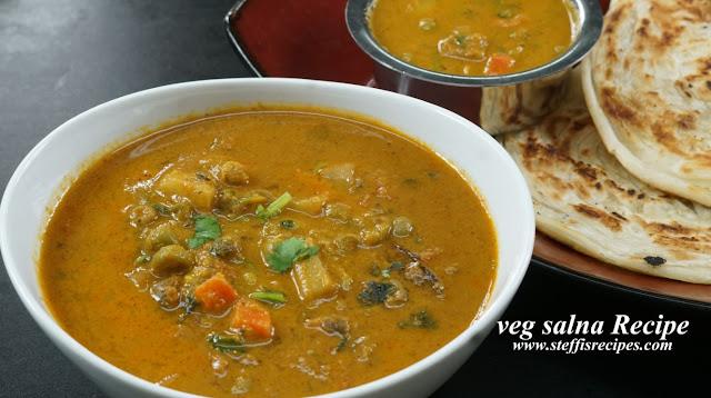 Vegetable-Salna-Recipe