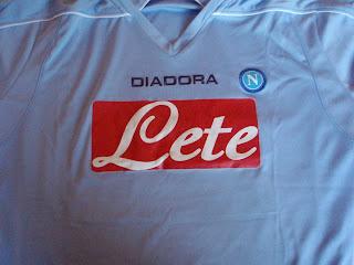 camiseta Nápoles, Napoli