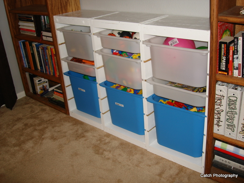 10 Types Of Toy Organizers For Kids Bedrooms And Playrooms: Dreaming For More Hours In A Day: Ikea Trofast Toy Storage