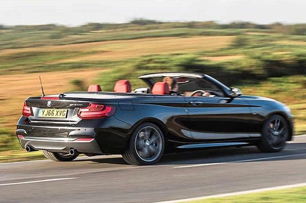 BMW M240i xDrive Cabrio
