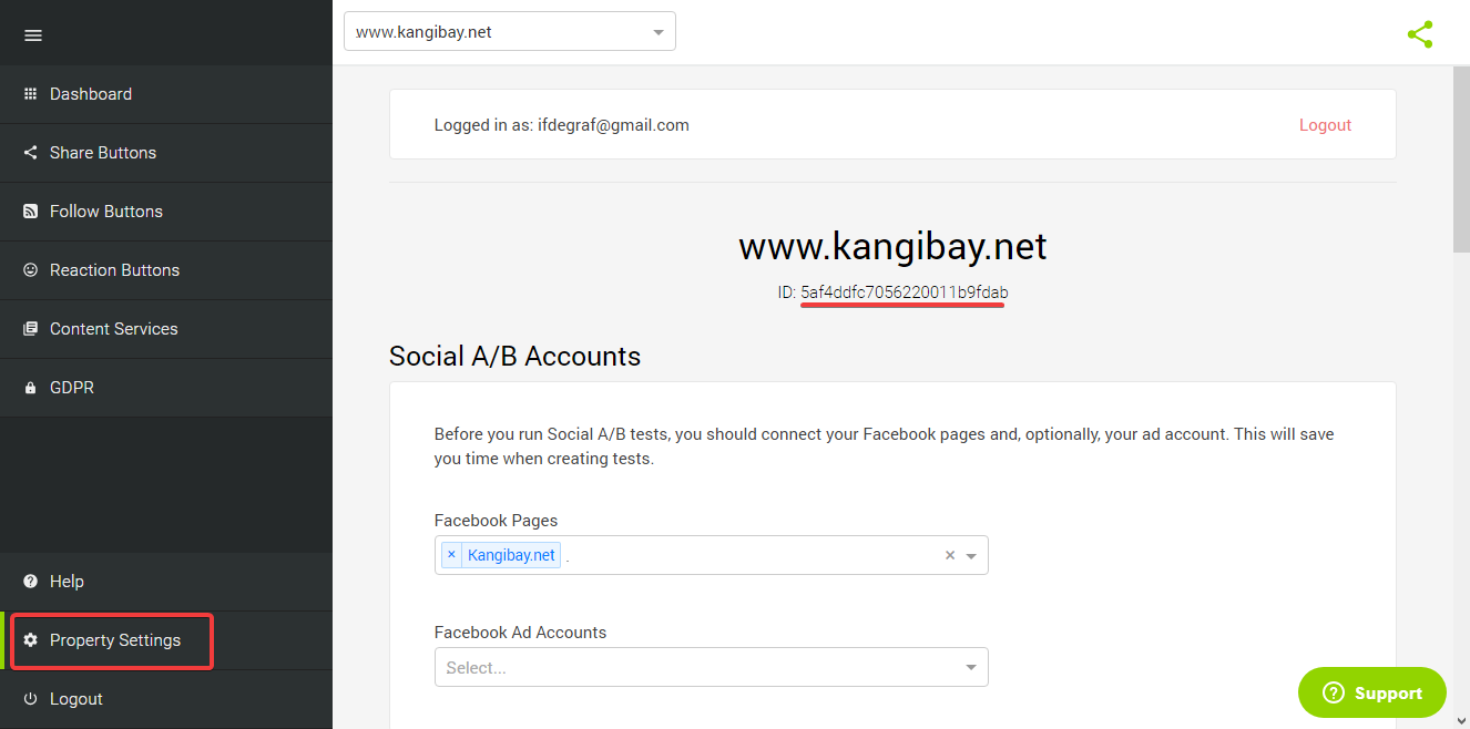 Memasang Kembali Widget ShareThis di Blogger yang Tidak Muncul