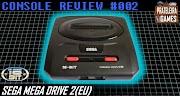Sega Mega Drive II (EU/PAL)