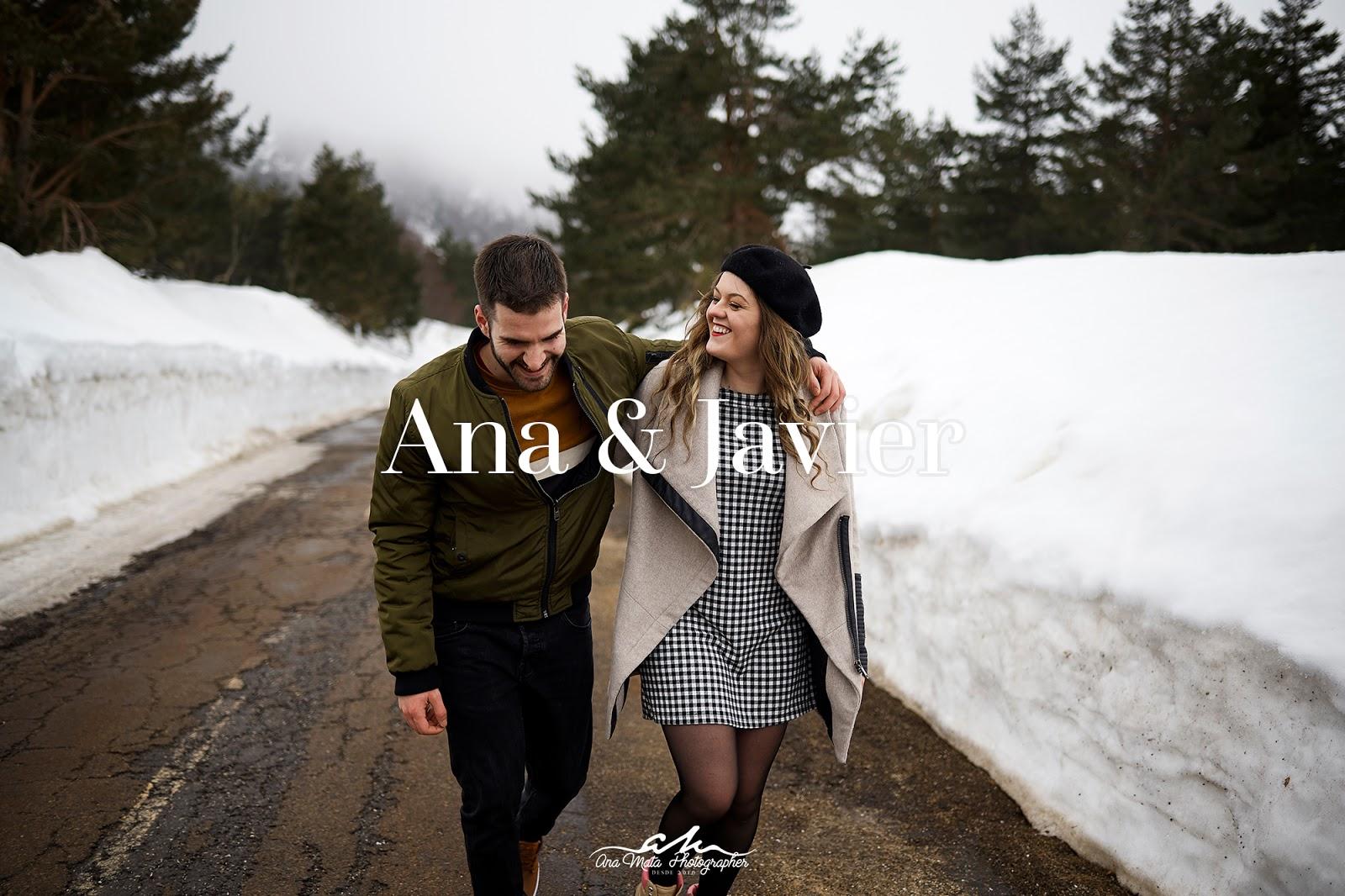 Preboda Ana & Javier. Febrero 2019