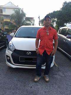 PROMOSI KERETA SEWA (CAR RENTAL) SEMPENA CONVOCATION IIUM UIA GOMBAK 2016